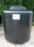 Jumbo Water Tank - 1200 litre / 264 gallons
